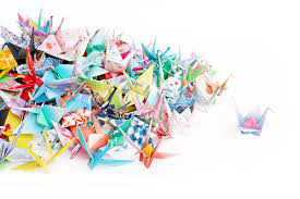 Paper Crane Size Chart Origami Crane How To Fold A Traditional Paper Crane