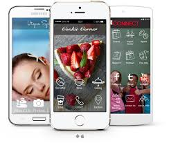 Make Your Own Mobile App Como