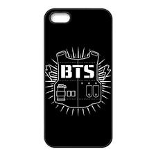Kpop Phone Case For Iphone 5S Bangtan Boys BTS Logo Design Amazon