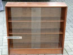 bookshelves with glass doors large size of 26 tall wooden bookshelf with glass doors and 2