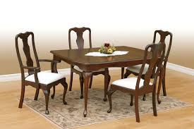 queen anne dining room chairs luxury cherry wood dining room set beautiful image dining room
