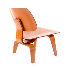 pre production lcw charles and ray eames chair  for sale at