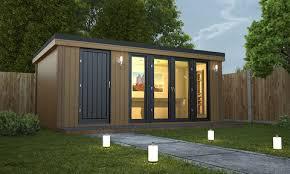 garden office with storage. Combi Style Garden Room For Storage And Leisure Garden Office With Storage A