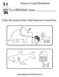Free Preschool Long Or Short Worksheet Kindergarten Measurement ...