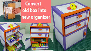 diy desk drawer organizer. Contemporary Organizer How To Make A Desk Organizer Drawer Organizer Out Of Cardboard Boxes On Diy Drawer Organizer K