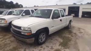2002 Chevy Silverado 1500 - Work Truck 4.8L Under the Hood ...