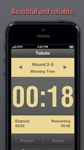 round timer for fitness and workouts