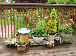 Garden Design with Bzesty  deck garden with Design Your Landscape from  bzesty.com