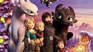 4K Ultra HD How to Train Your Dragon ...