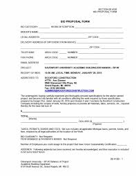 construction bid proposal template. 31 Construction Proposal Template Construction Bid Forms