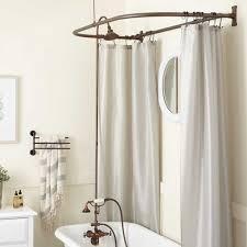 brass shower head oil rubbed bronze
