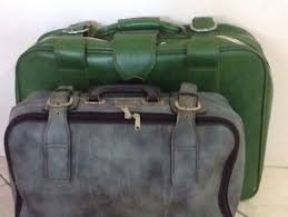 vintage luggage. retro/vintage suitcases from the 70s vintage luggage