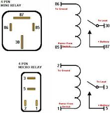 relay wiring diagram 5 pole 5 pin bosch relay wiring diagram 5 Pole Relay Wiring Diagram Fog Lights 4 pin 12v relay wiring diagram wiring diagram relay wiring diagram 5 pole 5 pole relay Fog Light Relay Kit