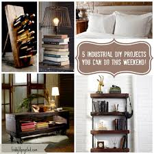 industrial diy furniture. Exellent Furniture So Which One Would You Like To Work On This Weekend If Could On Industrial Diy Furniture D