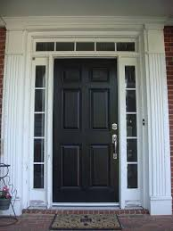 front door with window. Front Door Before And After Photos - Picture With Window U