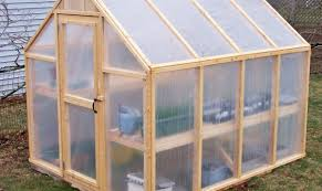how to build a small wooden greenhouse step by step guide simple
