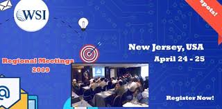 join the wsi team in new jersey at hilton garden inn mount holly westampton on april 24th 25th for the usa east regional meeting