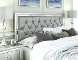White Tufted Bed Frame Full – Creative House Design Free