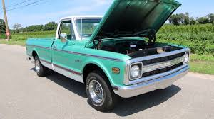 1970 Chevrolet C10 CST Pickup For Sale~Only 23,653 Miles ...
