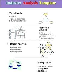 Analysis Templates Cool Marketing Analysis Plan Example Target Market Sample Free Templates