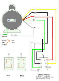 phase converter wiring diagram images homemade phase converter phase motor wiring diagram further furnas drum switch