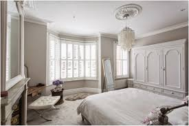 London Bedroom Wallpaper Bedroom Complete Farrow Ball Cornforth White Walls Tapet Cafe