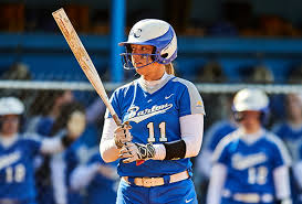 Barton softball tripped up in home doubleheader setback to Francis Marion -  Barton College