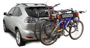 #RBC008 - 4 Bike Carrier (Towball Mount) | Rhino-Rack RBC008