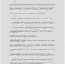 Accounting Resume Skills Summary Career Objective Sample