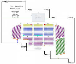 Travis County Expo Center Seating Chart Tracy Lawrence In Concert Owensboro Convention Center