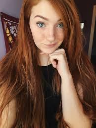 Self pics of redheads
