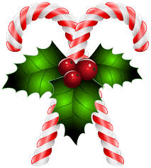 candy cane clipart png. Exellent Png Candy Canes With Holly Transparent PNG Clip Art Image  Gallery  Jpg  Royalty To Cane Clipart Png I