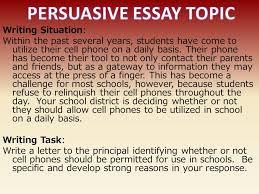 the persuasive essay ppt  persuasive essay topic