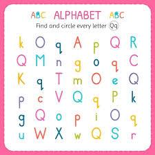 letter q worksheets for preschool – foopa.info