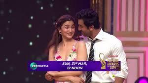 Ranbir Kapoor | Alia Bhatt | Zee Cine Awards 2019 | Sun, 31st March, 12  Noon - YouTube