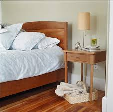 mobican luna bedroom furniture. shaker style furniture - accent table -the side stand looks great alongside our frame mobican luna bedroom u