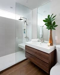 renovate small bathroom. Contemporary Walk In Shower With Bench And Small Niche Renovate Bathroom
