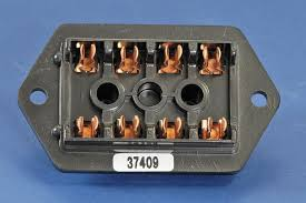 lucas fuse box 6fj (37409) glass fuse box car Glass Fuse Box #13