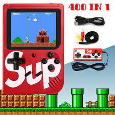 Giá bán Máy Chơi Game SUP400 Cầm Tay G1 Plus - HƠN 400 TRÒ CHƠI