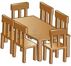 round table and chairs clipart. pin chair clipart kitchen table #2 round and chairs r
