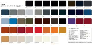 2011 Jeep Wrangler Color Chart 2014 Wrangler Information Thread Page 29 Jeep Wrangler Forum