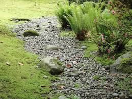 Small Picture 24 best garden dry streams images on Pinterest Stream bed Dry