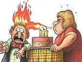 Интересно о Дне Рождения. Традиции и приметы.   Владимир ...