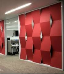 office paneling. acoustical office wall more paneling