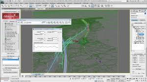 Civil View 3ds Max Design Tutorials Civil View Workflow Demo 3ds Max Design 2011 Part3