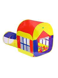 <b>Палатка игровая</b> Домик с туннелем, сумка <b>Наша Игрушка</b> ...