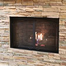 why should i get a glass fireplace door