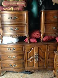 set dresser vintage complete dixie french provincial bedroom set dresser mirror