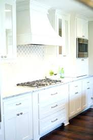 backsplash with white cabinets kitchen white cabinets black granite my smart fridge kitchens oven hood range