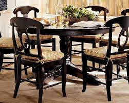black pedestal dining set home styles 5 piece pedestal dining set gorgeous black round kitchen tables